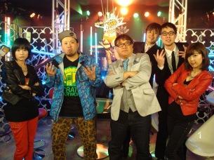「竹山ロックンロール」にサイプレス上野&快速東京が出演