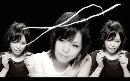 蟲ふるう夜に、新曲MV公開&7月9日企画ライヴ、ハイレゾ配信も決定