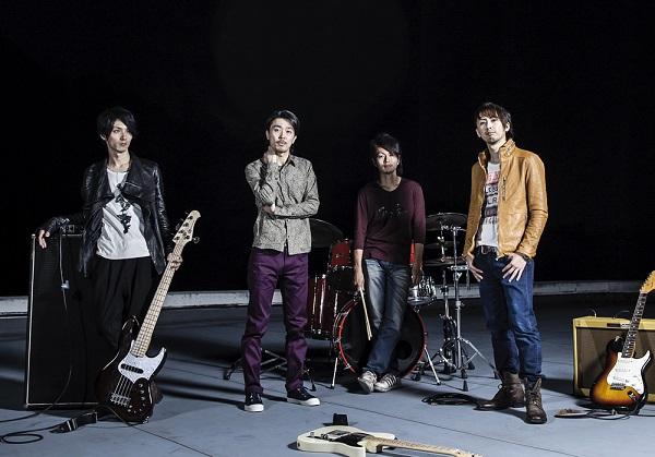 bananafish、大阪ライヴ&下北沢QUEにてPRECTRUMとの2マン・ライヴ開催