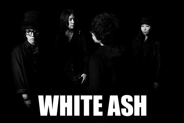 WHITE ASH、メジャー1周年記念ワンマンを開催