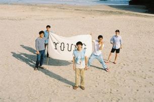 レペゼン伊豆なDIYバンド、ヤングがMC.sirafu参加の両A面シングル発表