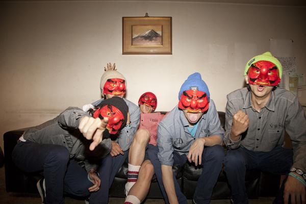 天狗バンドがドラマー募集! 容姿不問、音楽に挫折した人求む