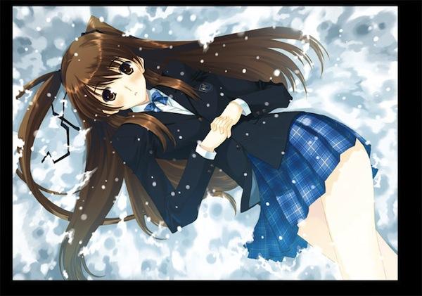 TVアニメ「WHITE ALBUM2」より、冬馬かずさのクラシック・ピアノ集とオリジナル・サウンドトラックがDSD&24bit/96kHzで登場