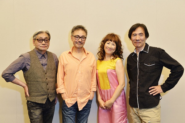 〈矢野顕子さとがえるコンサート〉TIN PANとともに開催決定