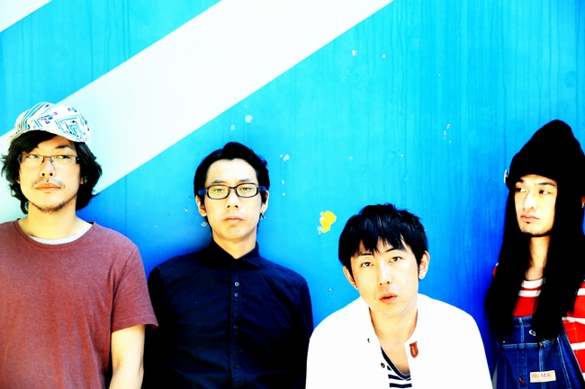HINTO、7月に2ndアルバム『NERVOUS PARTY』リリース、レコ発ワンマン・ツアーも