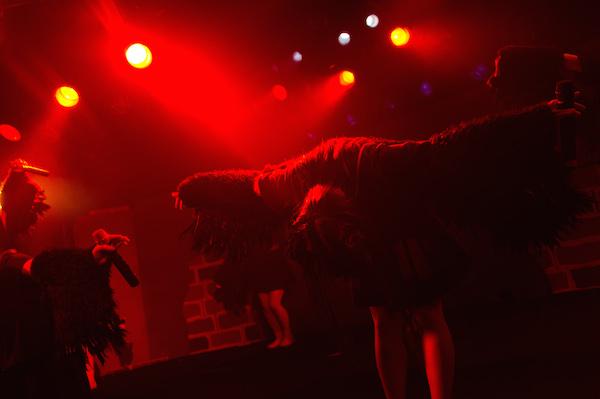 BELLRING少女ハート、2回目の壁をぶち破った渋谷クアトロ・ワンマンーーOTOTOYライヴ・レポート