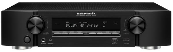 マランツ、DSDのネットワーク再生、4K60P映像に対応したAVレシーバーを発表!