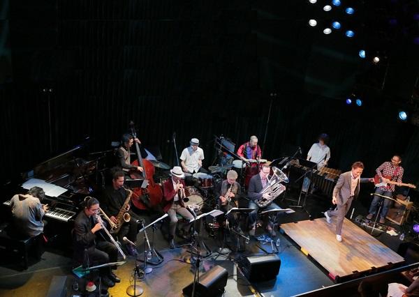 チケプレ有り! オルケスタ・リブレ〈plays JAZZ講談 ジャズ八鍵伝〉渋谷クアトロで開催