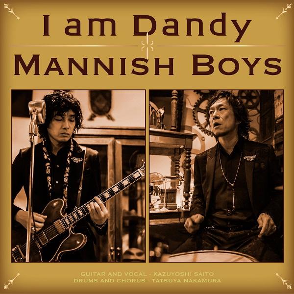 MANNISH BOYS、制作現場をUST生中継