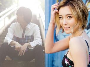 エミ・マイヤーと永井聖一、セルフタイトルのアルバムをリリース