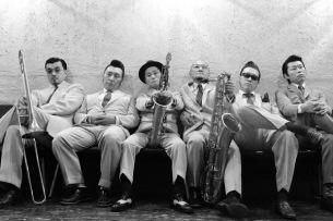 Bloodest Saxophone、サッチモ楽団で活躍したシンガー、ジュウェル・ブラウンと夢の共演ライヴ開催