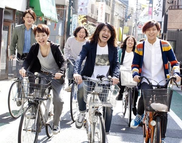 THEラブ人間、ついに新メンバー解禁! 新曲&〈下北沢にて〉開催も