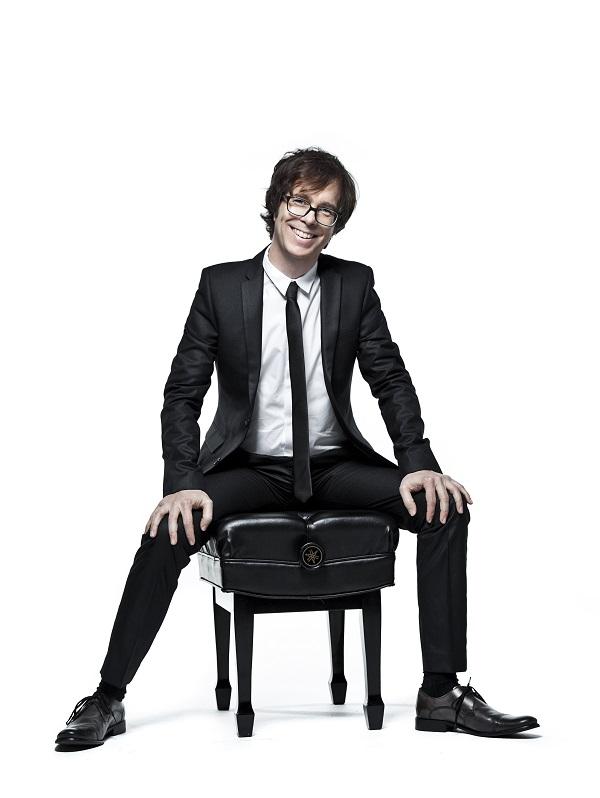 ベン・フォールズ、11月にオーケストラ編成の来日公演開催