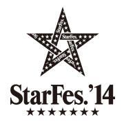 〈StarFes.2014〉第1弾でDJ KRUSH、バンアパ、ザゼン出演決定