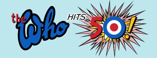 これで最後!? ザ・フー50周年記念ツアー〈THE WHO HITS 50! BRITISH TOUR 2014〉を発表