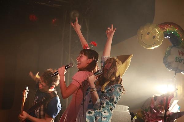 HAPPY BIRTHDAY、半年ぶりのワンマンで東阪〈真夏の3Days〉開催を発表