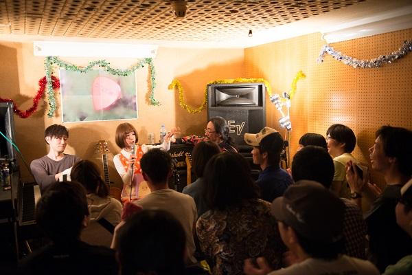 〈サークルサウンズ〉でAxSxEvs吉兼聡セッション開催、ワークショップ第2弾には後藤まりこ、ゆるめるモ! 、箱庭ハシダカズマが登場