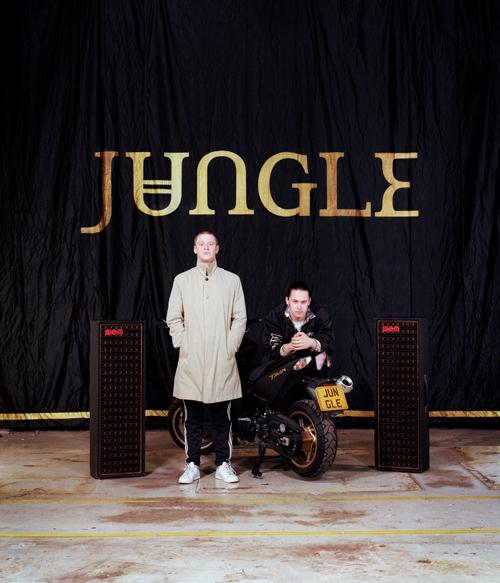 全曲試聴開始、フジロックにも出演、XLが送り出すニュー・ソウル / R&Bの旗手、ジャングル