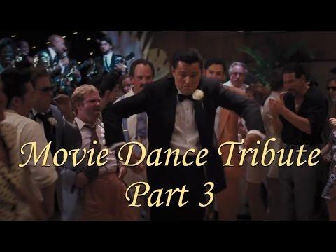 膨大な量の映画ダンスシーンを音楽に合わせ繋いだ動画が登場