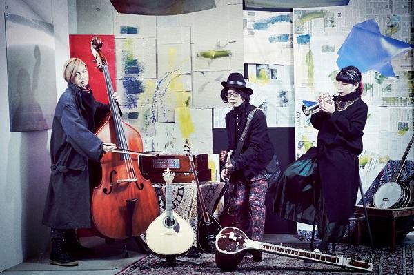 くるり、2年振りニュー・アルバム『THE PIER』発売&レコ発ツアー〈金の玉、ふたつ〉開催