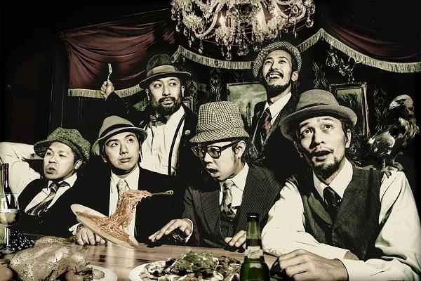 モカキリ、『壱弐参四伍録』リリース・ツアーで渋谷クアトロライヴ決定