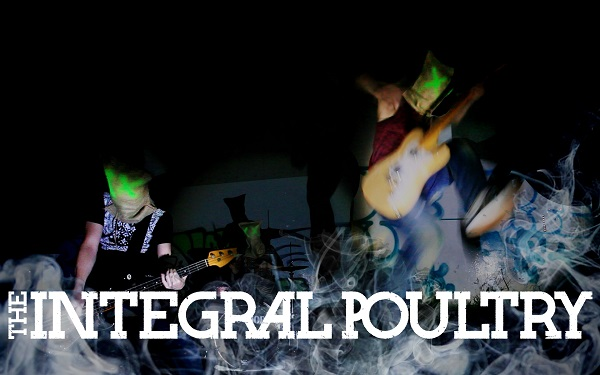 THE INTEGRAL POULTRY、10月に2ndアルバム発売決定