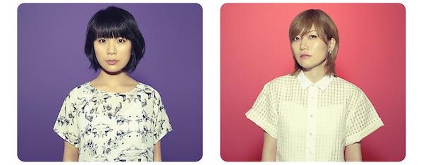 チャットモンチー、恒岡章と下村亮介をサポートに迎えたライヴで両A面シングル・リリース発表