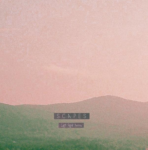 ベッドルーム・ミュージシャン・Left Right Arms、1stアルバム『Scapes』をリリース