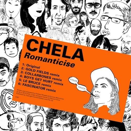 この夏Kitsunéから注目デビューのChela、「Romanticise」のMVを公開