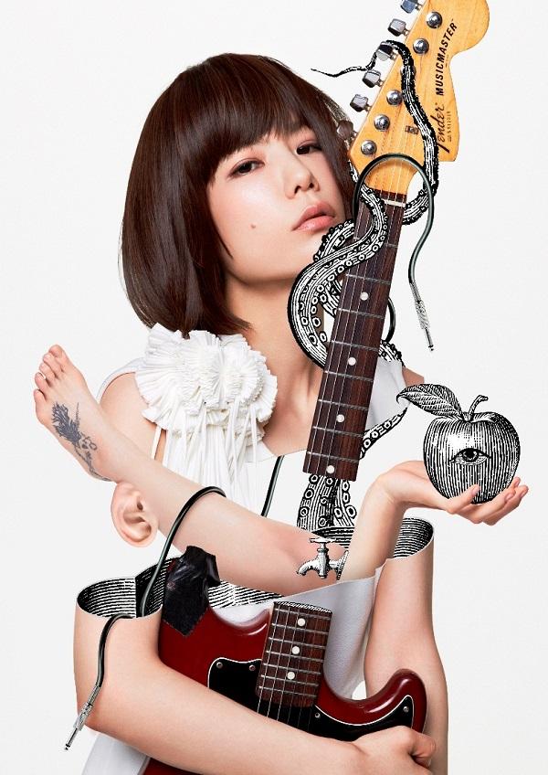 後藤まりこ、EVIL LINE RECORDSからニュー・アルバム『こわれた箱にりなっくす』発売決定