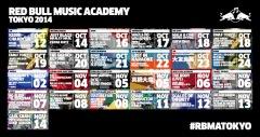 OPN、ラスティ、トニー・ハンフリーズ、カール・クレイグ、ホールデンなどRBMA、さらに豪華に第2弾アーティスト発表
