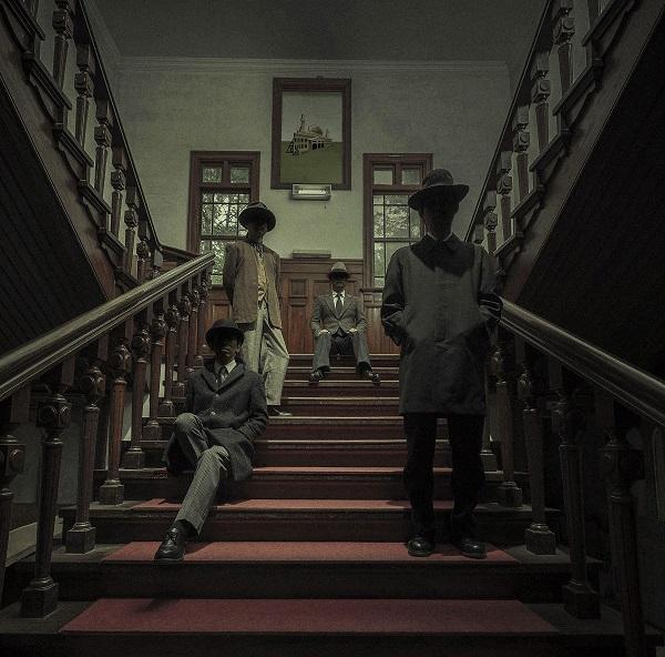 OGRE YOU ASSHOLE、待望のニュー・アルバム『ペーパークラフト』発売決定!!