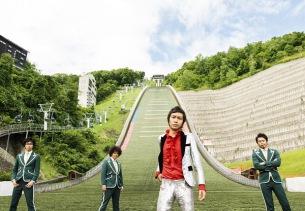THE TON-UP MOTORS、メジャー1stシングル発売!! カップリング曲はwith南壽あさ子