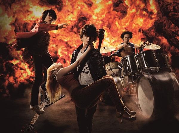 「バンドやろうぜ」MV完成、チャットモンチー登場で柴田隆浩の人生に悔いなし