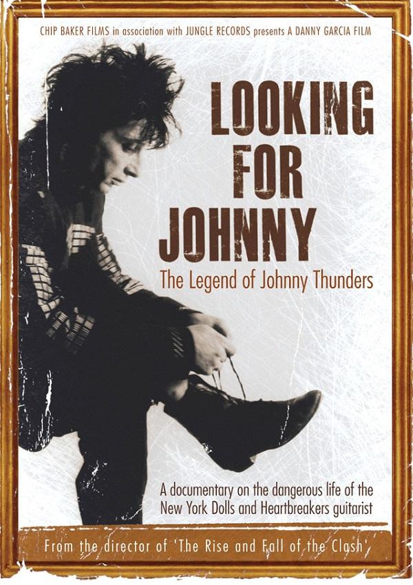 ジョニー・サンダースのドキュメンタリー映画予告篇映像が公開