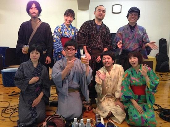 福岡でカクバリズム! キセル、片想い、DJ角張渉&エダニら出演