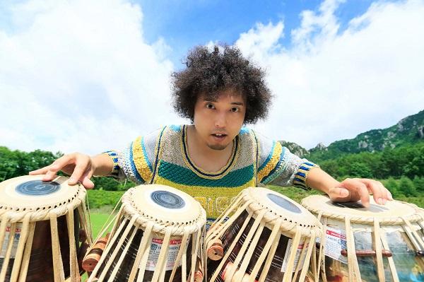 U-zhaan、初ソロ名義アルバム『Tabla Rock Mountain』発売決定、初回盤は香辛料付き!?