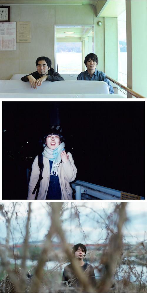 〈キセル × 柴田聡子 × 王舟〉10月に南青山で3マン・ライヴ