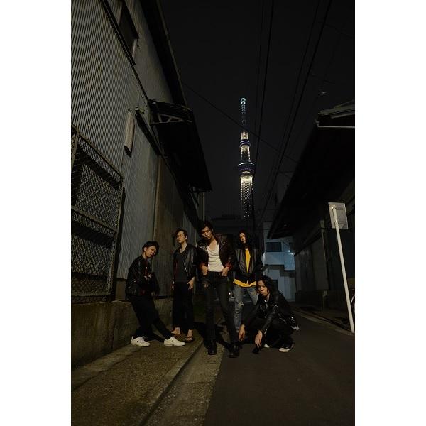 THE TOKYO、待望の1stミニアルバム『GOLDEN HOP』をリリース