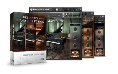 DAW音源最強まとめ、KOMPLETEシリーズ、専用コントローラーとともに最新版発表!