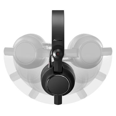Pioneerから小型軽量プロ仕様のDJ用ヘッドフォン