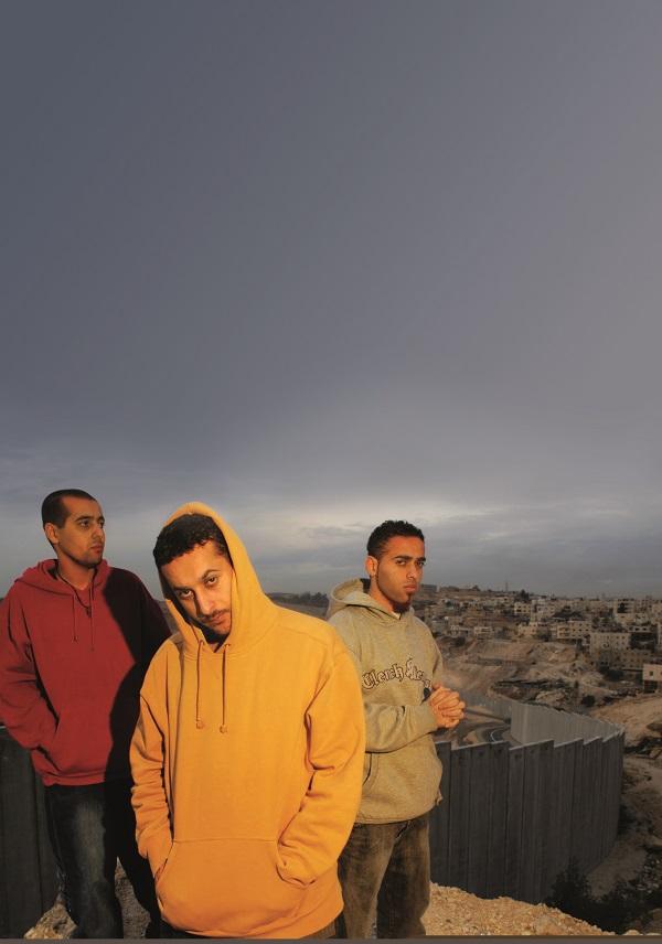 パレスチナ史上初のHIP HOPグループ「DAM」ジャパン・ツアー開催決定