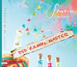 アナログのように響くeufonius! 大ヒット作『frasco』から5曲のDSDマスターが配信開始!!