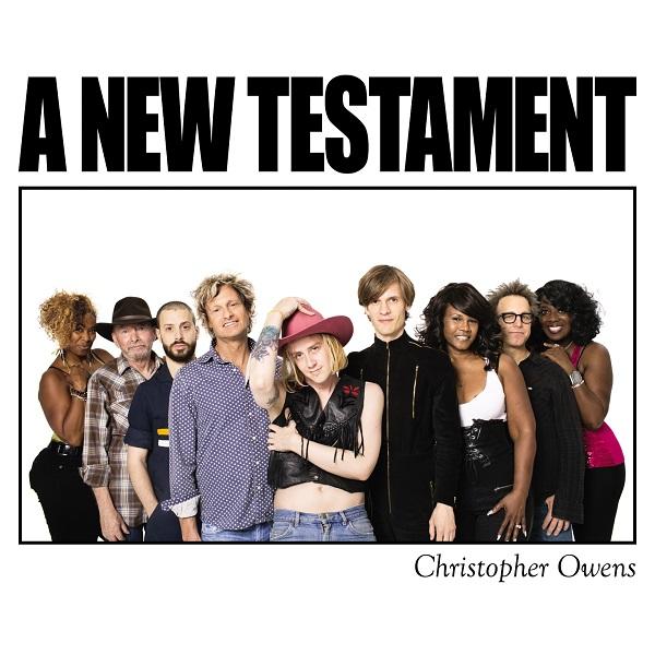 元ガールズのクリストファー・オウエンス、2ndアルバム『ア・ニュー・テス タメント』配信開始