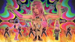 コッテル、話題沸騰「灼熱ファイターガール」のMVを公開