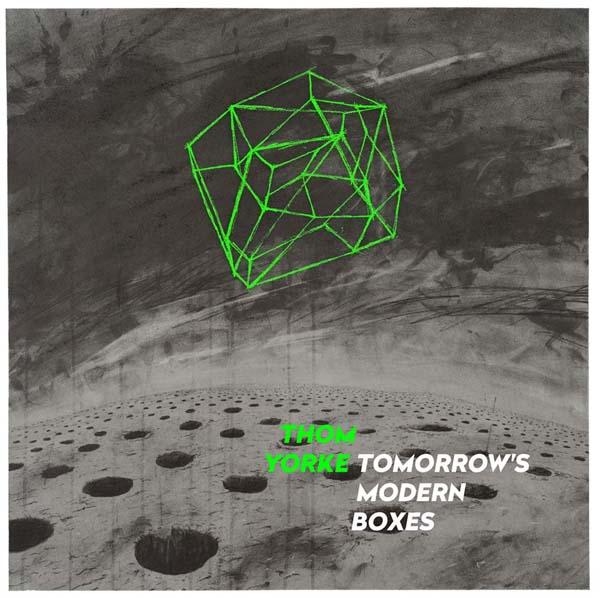 最速ミニ・レヴュー! 突如としてトム・ヨークが8曲新作を発表! 1曲フリーDL可能