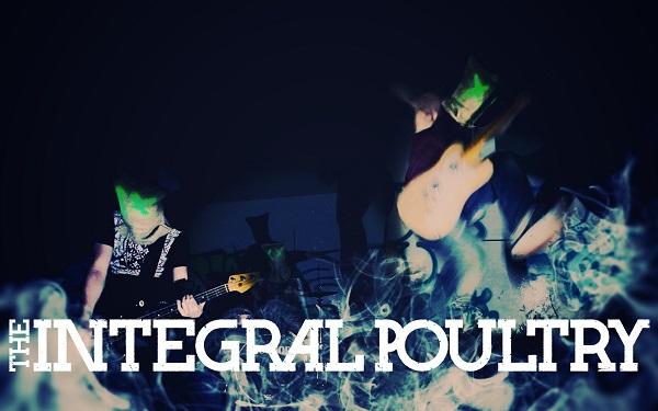 THE INTEGRAL POULTRY、新MVで紙袋を被ってスカイダイビング敢行