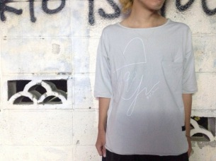 WHITE ASH山さん×connecterコラボTシャツ販売、1日店長も