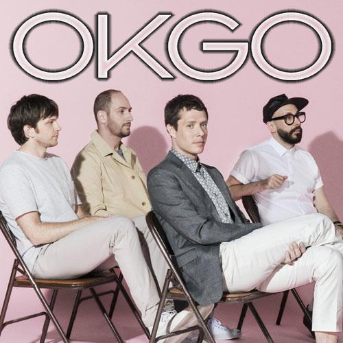 MVの魔術師OK GO、単独日本公演開催決定