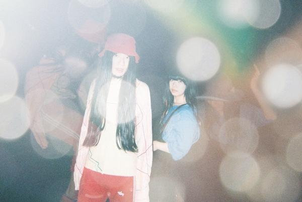 """青葉市子とマヒトゥ・ザ・ピーポー(GEZAN)によるユニット""""NUUAMM""""、12月にアルバムリリース"""